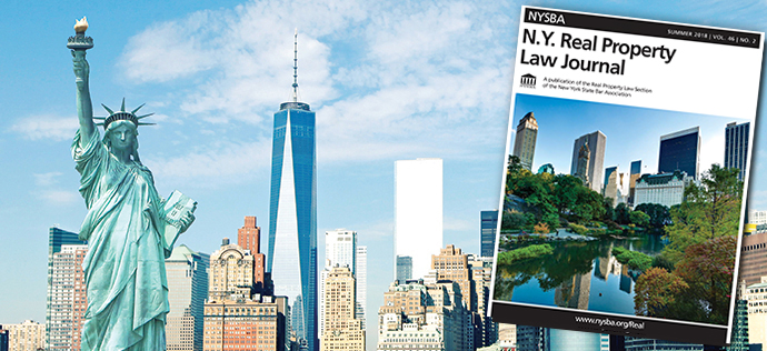 NY Real Property Law Journal