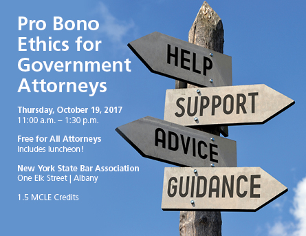 Spotlight Ad Pro Bono Ethics for Attorneys