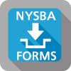 NYSBA Downloadable Forms thumbnail