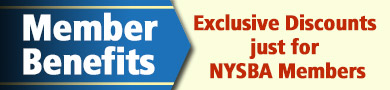 NYSBA Member Benefits